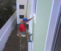 Curso de Trabalho em Altura para Pintura de Fachada